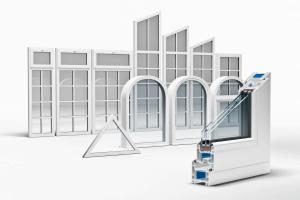 Système de porte et fenêtre en PVC en Algérie
